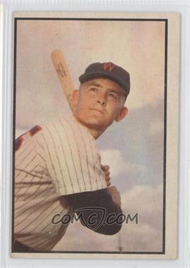 1953 Bowman Color - [Base] #139 - Pete Runnels [GoodtoVG‑EX]