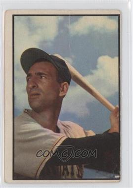 1953 Bowman Color - [Base] #160 - Cal Abrams [GoodtoVG‑EX]