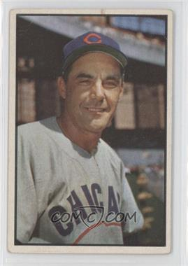 1953 Bowman Color - [Base] #30 - Phil Cavarretta [Good to VG‑EX]