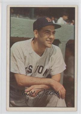1953 Bowman Color - [Base] #57 - Lou Boudreau
