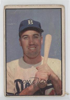 1953 Bowman Color #117 - Duke Snider
