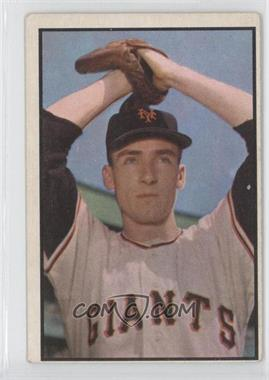 1953 Bowman Color #149 - Al Corwin
