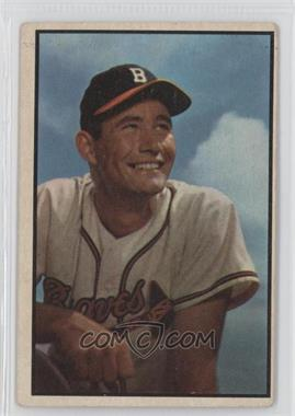 1953 Bowman Color #151 - Joe Adcock [Good to VG‑EX]