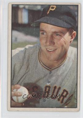 1953 Bowman Color #16 - Bob Friend [Good to VG‑EX]