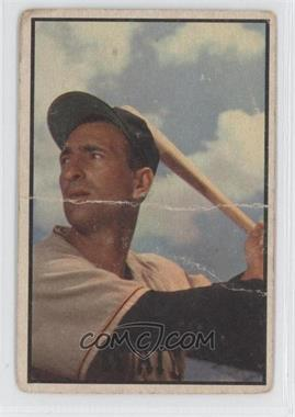 1953 Bowman Color #160 - Cal Abrams