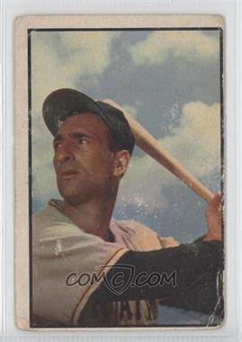 1953 Bowman Color #160 - Cal Abrams [PoortoFair]