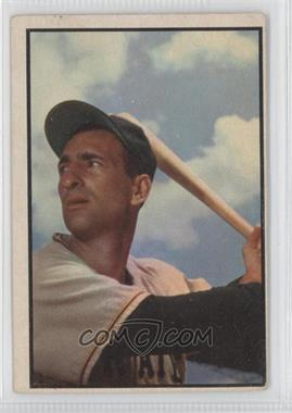 1953 Bowman Color #160 - Cal Abrams [Good to VG‑EX]