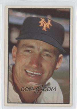 1953 Bowman Color #19 - Alvin Dark