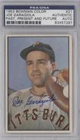 Joe Garagiola [PSA/DNA Certified Auto]