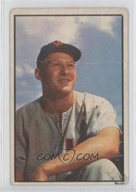 1953 Bowman Color #24 - Jackie Jensen