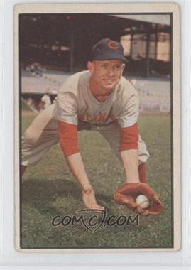 1953 Bowman Color #26 - Roy McMillan [Good to VG‑EX]