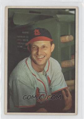 1953 Bowman Color #32 - Stan Musial