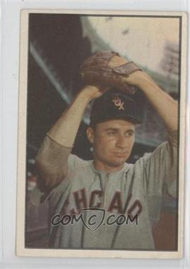 1953 Bowman Color #50 - Lou Kretlow