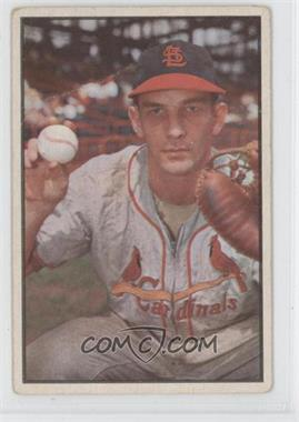 1953 Bowman Color #53 - Del Rice [Good to VG‑EX]