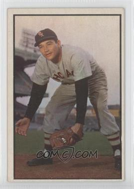 1953 Bowman Color #54 - Chico Carrasquel
