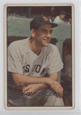 1953 Bowman Color #57 - Lou Boudreau