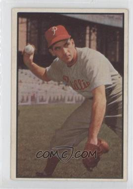 1953 Bowman Color #60 - Granny Hamner