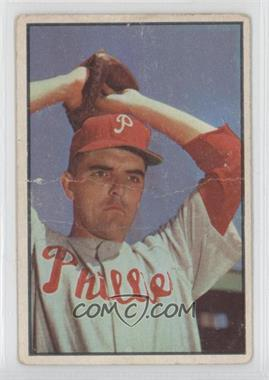 1953 Bowman Color #64 - Curt Simmons