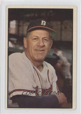 1953 Bowman Color #69 - Charlie Grimm [GoodtoVG‑EX]