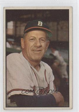 1953 Bowman Color #69 - Charlie Grimm [Good to VG‑EX]