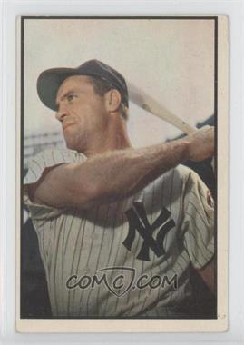 1953 Bowman Color #84 - Hank Bauer