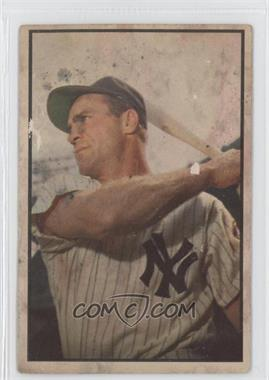1953 Bowman Color #84 - Hank Bauer