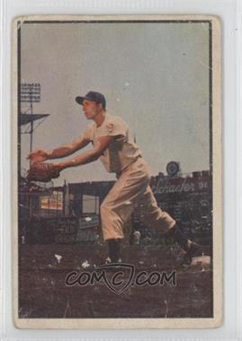 1953 Bowman Color #92 - Gil Hodges [Poor to Fair]