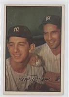 Phil Rizzuto, Billy Martin [Good to VG‑EX]