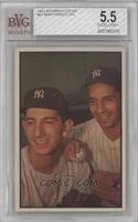 Phil Rizzuto, Billy Martin [BVG 5.5]