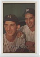 Phil Rizzuto, Billy Martin
