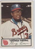 George Crowe [GoodtoVG‑EX]