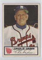 Charlie Grimm [GoodtoVG‑EX]