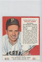 Ralph Kiner [Poor to Fair]
