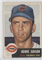Howie Judson [Good to VG‑EX]