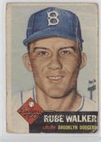 Rube Walker [Poor]