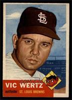 Vic Wertz [EXMT]