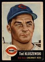 Ted Kluszewski [GOOD]