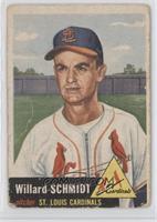 Willard Schmidt [Poor]