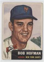 Bob Hofman [PoortoFair]