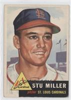 Stu Miller [GoodtoVG‑EX]