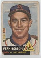Vern Benson [Poor]