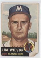 Jim Wilson [Poor]