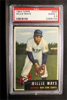 Willie Mays [PSA 2.5]