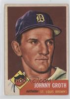 Johnny Groth