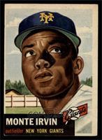 Monte Irvin [EX]