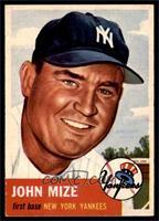 John Mize [EXMT]