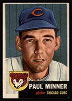 Paul Minner [EX]