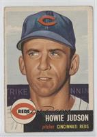 Howie Judson [GoodtoVG‑EX]