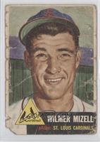 Wilmer Mizell [Poor to Fair]