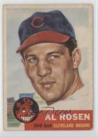 Al Rosen [Good to VG‑EX]